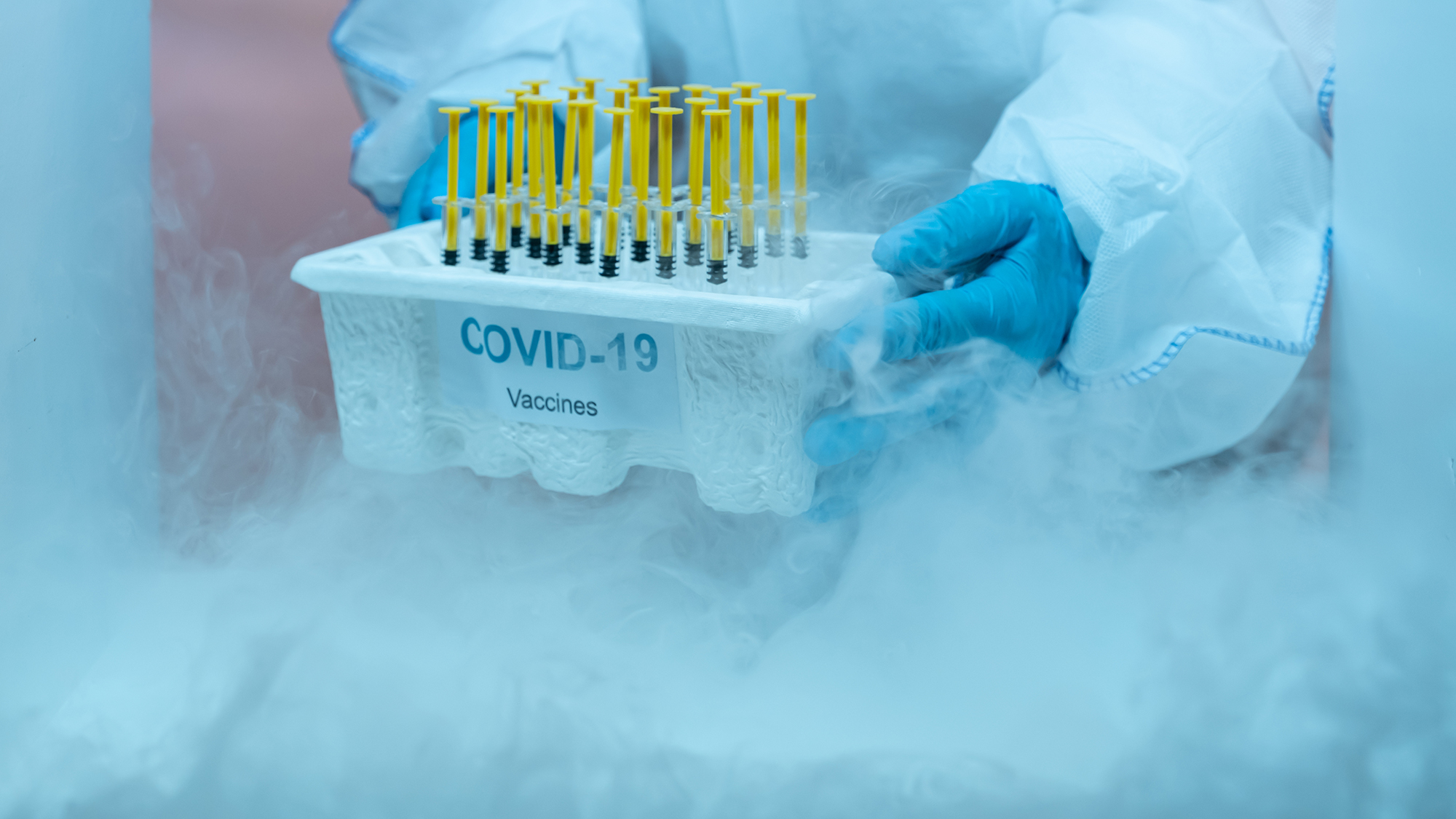 The Saft and Tadiran battery tech that ensures Covid-19 vaccine deliveries