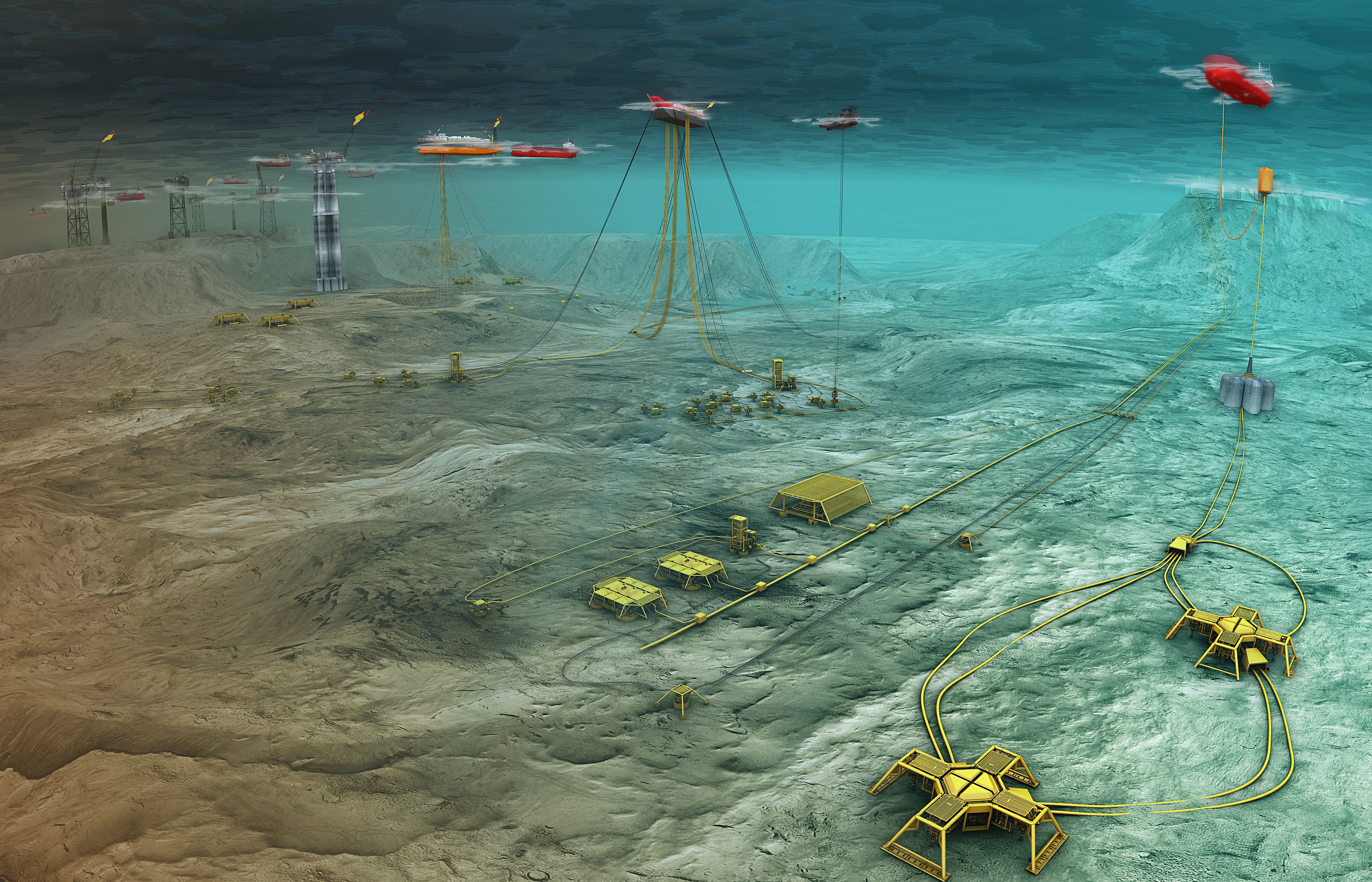 Into the deep: electrifying subsea oil and gas operations